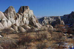 Fee von türkischem Cappadocia Stockbild
