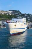 Fee voor Capri eiland-Italië Royalty-vrije Stock Afbeeldingen