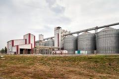 Feed Mill of Prokhorovka. Russia Royalty Free Stock Photo