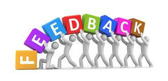 Feedback Stock Photo