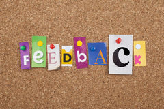 Feedback Concept Stock Images