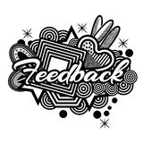 Feedback doodles. Vector Illustration on white background. EPS file available. see more images related Stock Photos