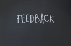 Feedback Royalty Free Stock Image