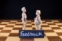 Feedback Royalty Free Stock Images