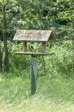 Feeder birds Royalty Free Stock Image