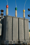 Feeder transformer Royalty Free Stock Images