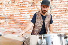 Feel the beat Royalty Free Stock Photography