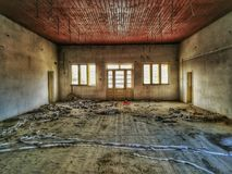 Deserted house Stock Photography