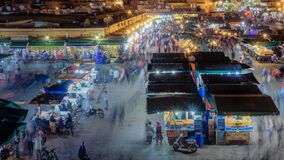 Feeling Alive, Night Market, Marrakesh, Morocco