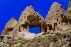 FEEN-KAMINE ISTANBULS CAPPADOCIA Stockbilder
