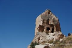 FEEN-KAMINE ISTANBULS CAPPADOCIA Lizenzfreie Stockfotografie