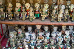 Feeëngift voor verkoop in de Tempel van Literatuur Royalty-vrije Stock Afbeelding