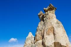 Feenhafte Kamine Stockbilder