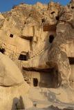 Feenhafte Kamine Capadocia, die Türkei stockfotografie