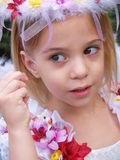 Feenhafte Prinzessin Lizenzfreie Stockbilder