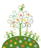 Feenhafter Baum. Lizenzfreies Stockfoto
