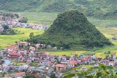 Feenhafter Busen Vietnam lizenzfreie stockfotos