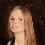 Feenhaftes weibliches Porträt. Lizenzfreie Stockfotografie