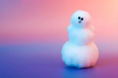 Feenhaftes Winterkommen Stockbild