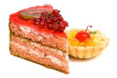 Feest pastei Stock Foto
