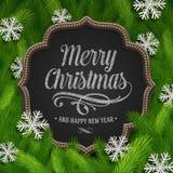 Feest van Kerstmis Stock Foto