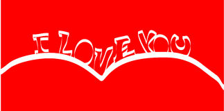 Feest van liefde Stock Afbeelding