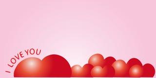 Feest van liefde Stock Foto