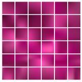 Feestelijk gloeiend een heldere roze achtergrond Lege vage textuur Betoverende abstractie van de dag van Valentine ` s Royalty-vrije Stock Foto