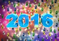 feestelijk Nieuwjaar Stock Foto's