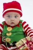 Feestelijke Baby royalty-vrije stock foto's