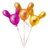 Feestelijke ballons Stock Fotografie