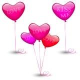 Feestelijke ballons Stock Afbeelding