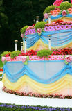Feestelijke cake Stock Fotografie