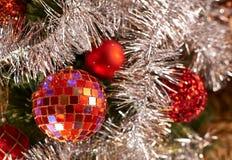 Feestelijke Kerstmisachtergrond Royalty-vrije Stock Foto