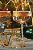 Feestelijke Kerstmisatmosfeer Royalty-vrije Stock Fotografie
