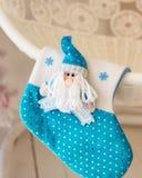 Feestelijke Kerstmiskous royalty-vrije stock foto's