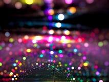 Feestelijke nacht - abstract digitaal geproduceerd beeld Stock Afbeeldingen
