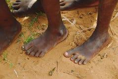 Feet Stock Image