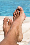 Feet Royalty Free Stock Photos
