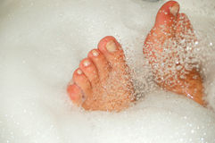 Feet #3 Royalty Free Stock Photos