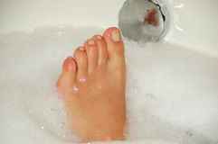 Feet #5 Royalty Free Stock Image