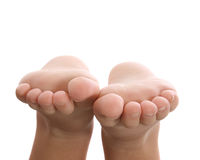 Feet Royalty Free Stock Photo