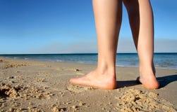 Feet Royalty Free Stock Photography
