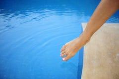 Feet bath Royalty Free Stock Photography