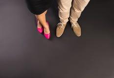 Feet concept Stock Photos