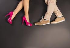 Feet concept Stock Photography