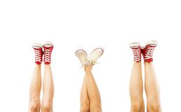 Feet concept Royalty Free Stock Photography
