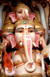 59 feet high Lord Ganesh idol Stock Photo