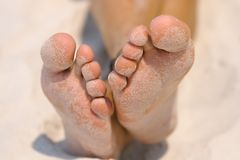 Feet II Royalty Free Stock Photography