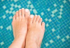 Feets Photographie stock libre de droits